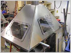 custom metal fabrication custom
