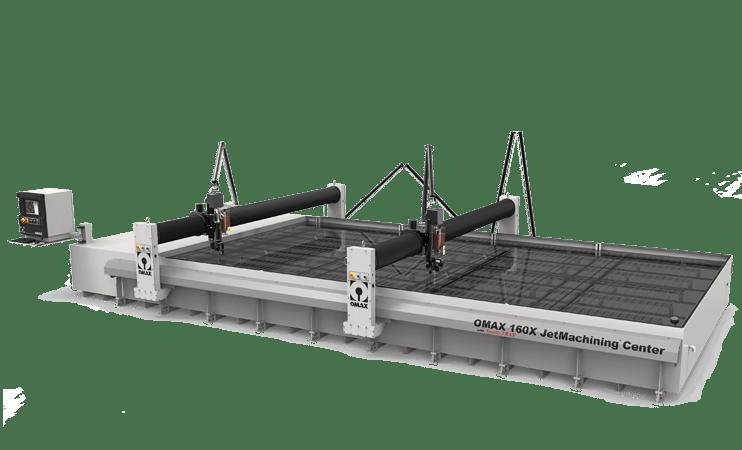 Watersnijmachine, OMAX 160X
