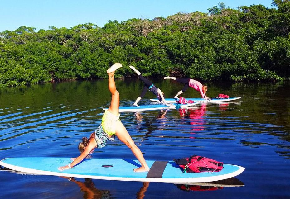 best paddle board for yoga