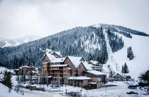 winter park skiing