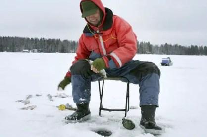 ice fishing bibs