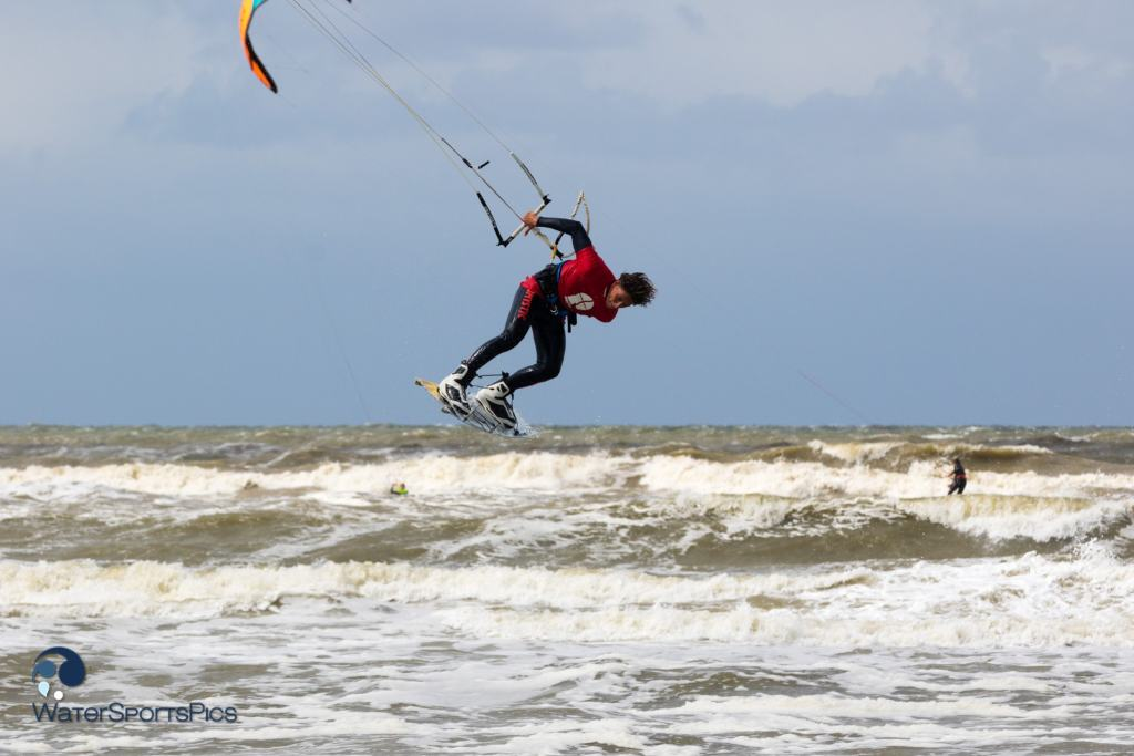 Kiteboardopen at KSN, Noordwijk on 14 May 2016