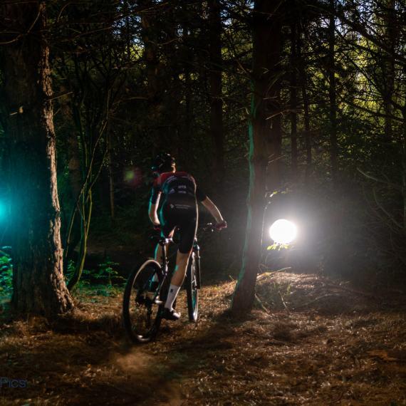 Mountainbike shoot Spaarnwoude