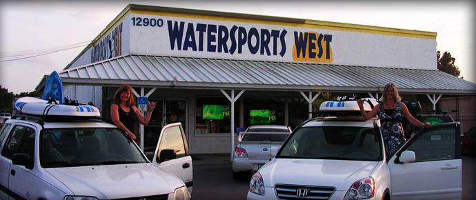 Watersports West Kiteboarding Tampa Bay