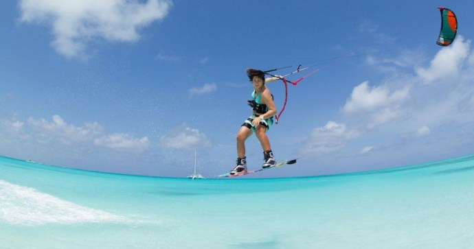 Gisela Best Kiteboarding