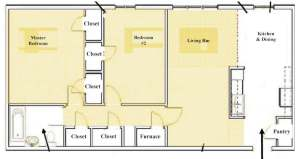 Smaller Floor Plan