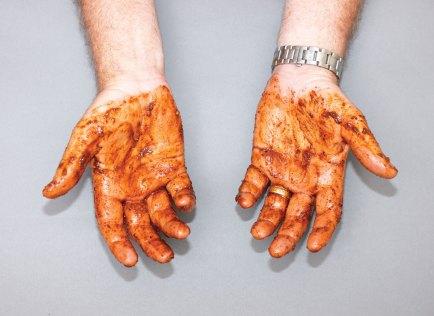 KYOKO HAMADA, hands, 2014