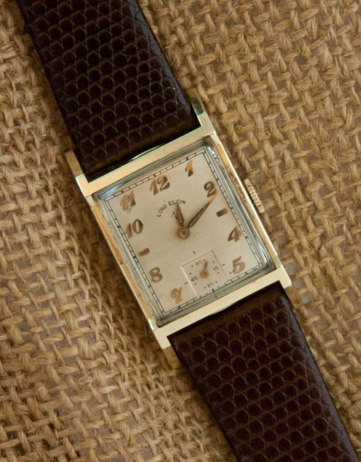 vintage lord elgin 4617