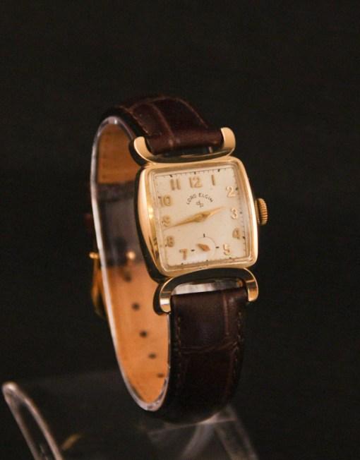 vintage lord elgin wristwatch