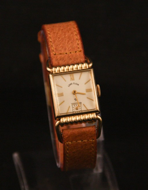 Lord Elgin Driver watch