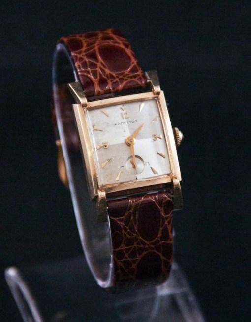 vintage hamilton trent watch