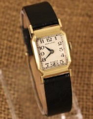 hamilton elliott vintage watch