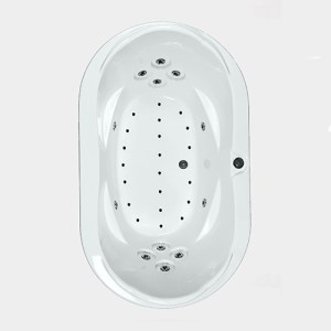 C7343 Elite Combination Bathtub