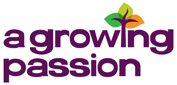 A Growing Passion logo - Nan Sterman