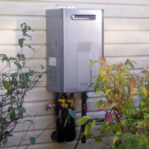 Tankless Water Heater in Toronto