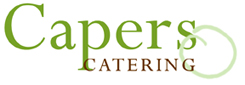 Capers Catering Logo