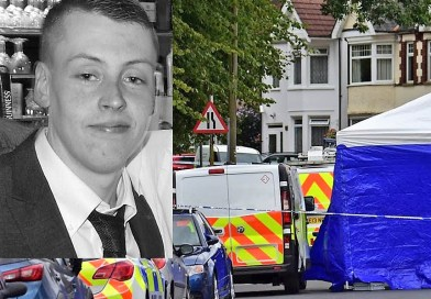 Luke O'Connell died after brutal stabbing 12 men charged
