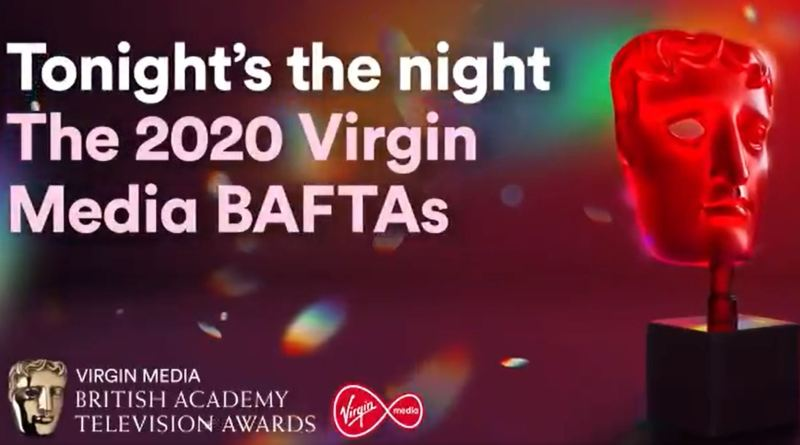 The 2020 VirginMedia Baftas comes just once a year. Tune in to the BAFTA ceremony at 7pm tonight on BBC One.