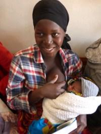 Chanju breastfeeding student