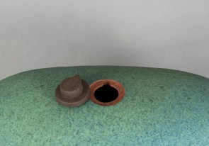 """Mouth Plug (Flower Brick)"" detail"