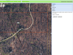 Cell tower distance to Chris Napier's home