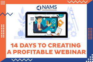14 Days To Creating a Profitable Webinar