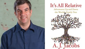 Resolved: A.J. Jacobs Explains How to Have More Adventures in the New Year