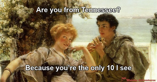 15 Awful Pick Up Lines in Classic Paintings