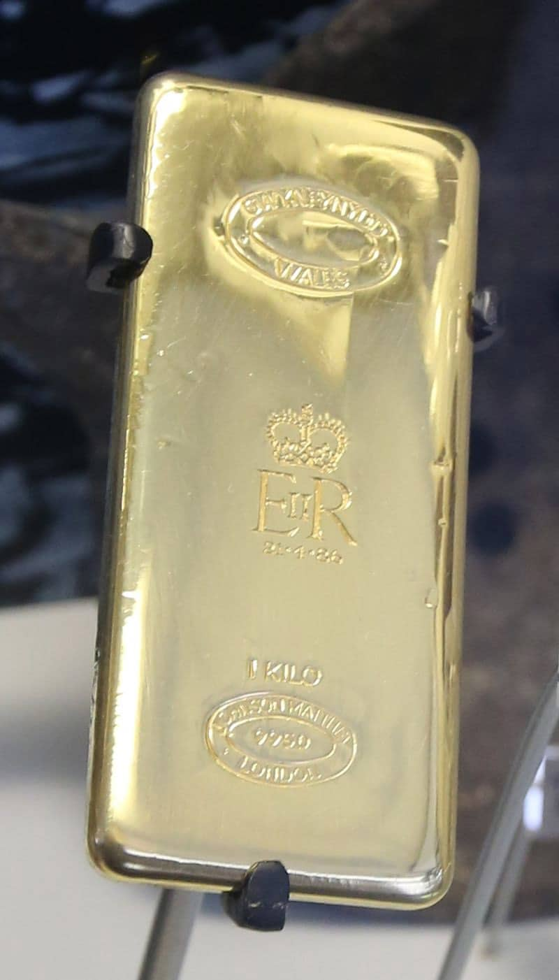 Gold In Them There Welsh Hills Watson Amp Son