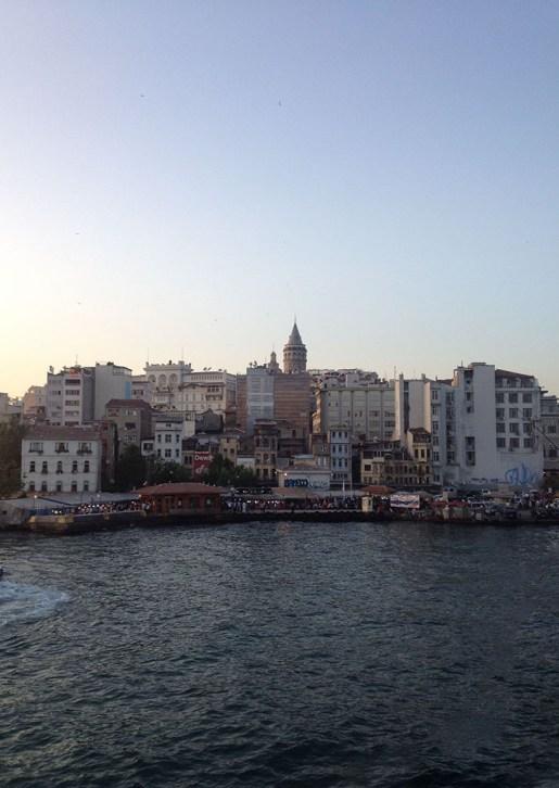 Istanbul, Bosphorus view