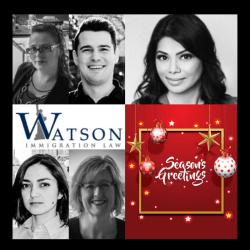 Happy Holidays Tahmina Watson
