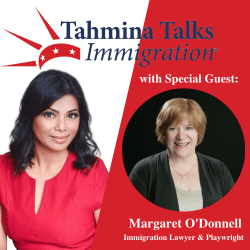 Tahmina Talks Immigration