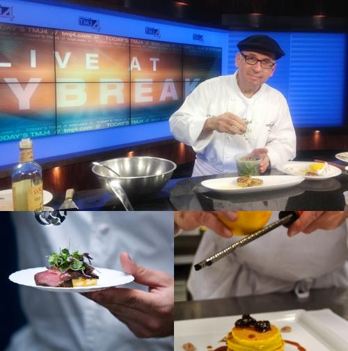 Watson Lake Inn Chef Peter Gebauer Offering Cooking School Prescott Arizona