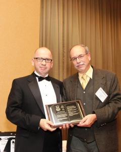 Chef Gebauer Wisconsin Restaurant Association Award