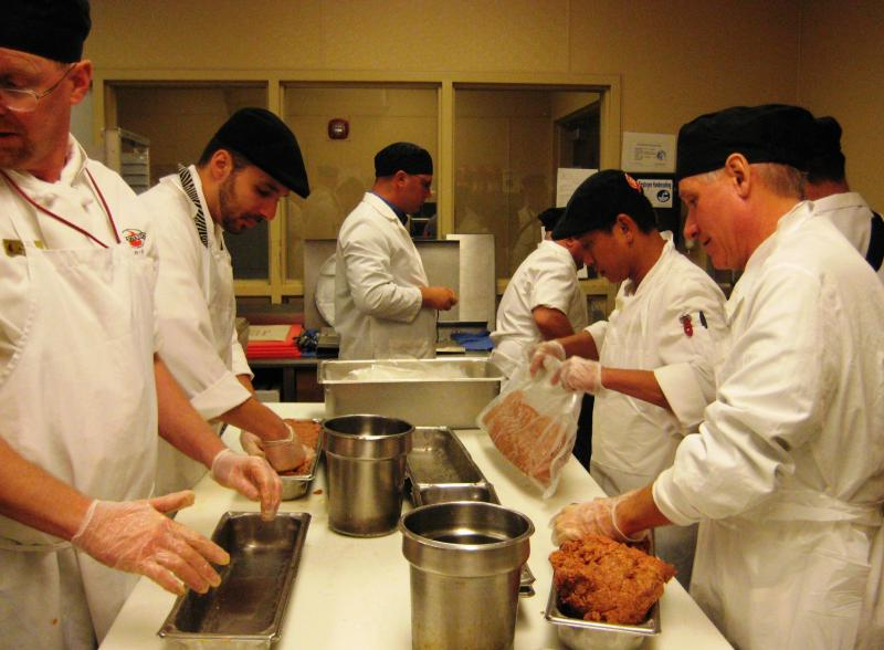 HACCP Workshop with the health department