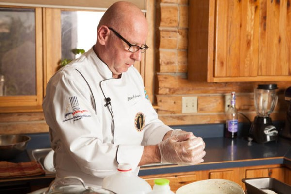 Chef Gebauer Watson Lake Inn more than cooking classes
