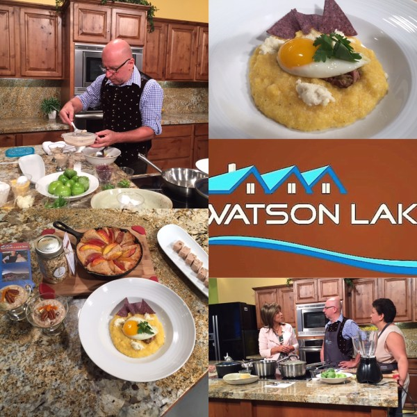 Watson Lake Inn Bed and Breakfast Chef Gebauer at AZTV