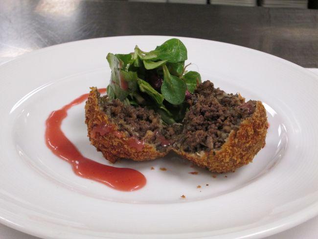 Watson Lake Inn Streetfood and Tapas Chef Peter Gebauer AAC