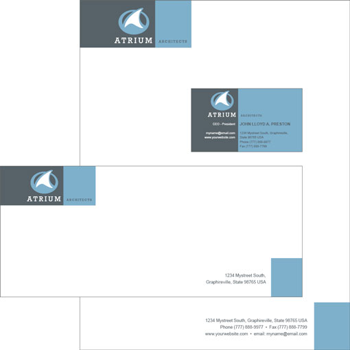 Letterhead And Envelope  SaveBtsaCo