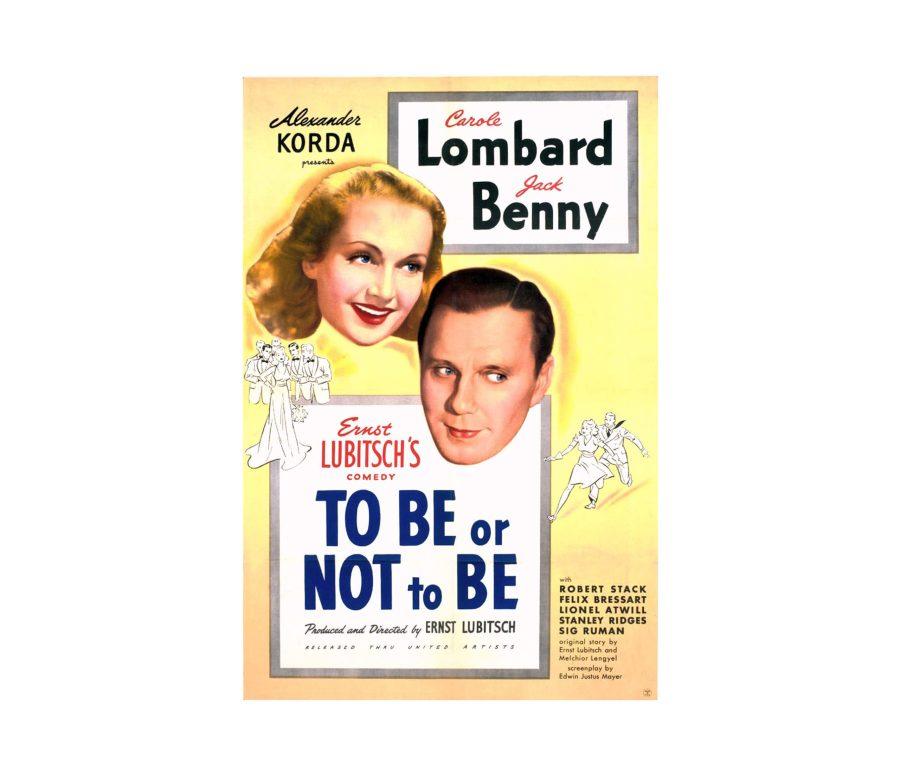 《生死問題》 To Be or Not to Be (1942)