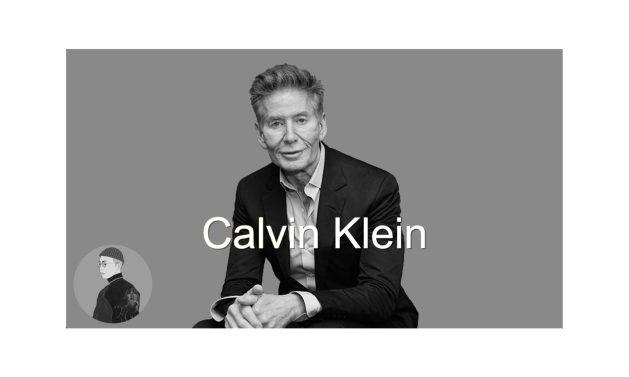 人物介紹 | Calvin Klein |那個用內褲征服世界的男人!