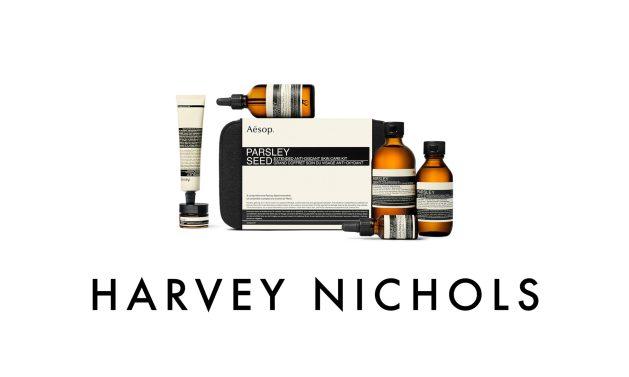 Harvey Nichols美妝商品9折優惠!秋冬保養品推薦!