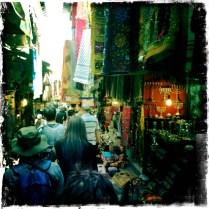 Old City Bazaar