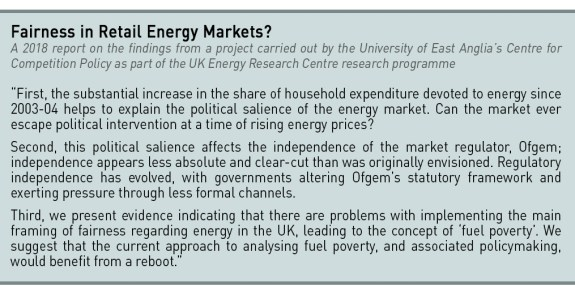 retail energy market