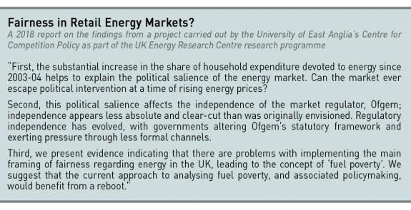 retail energy market