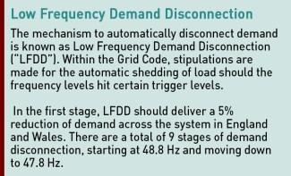 blsckout report LFDD