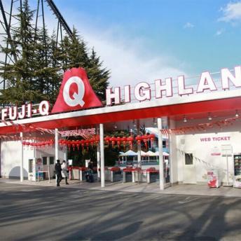 สวนสนุก Fuji-Q Highland แหล่งรวมเครื่องเล่นสุดมัน
