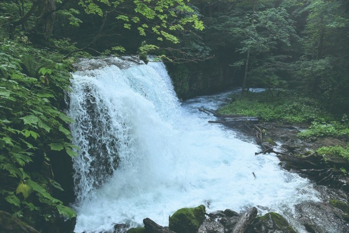 น้ำตก Choshi-otaki