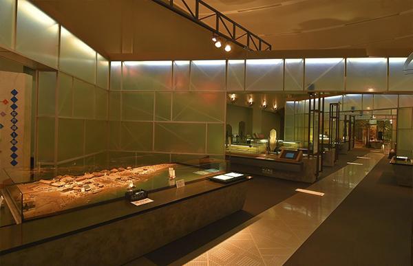 松戶市立博物館展示松戶市的歷史發展