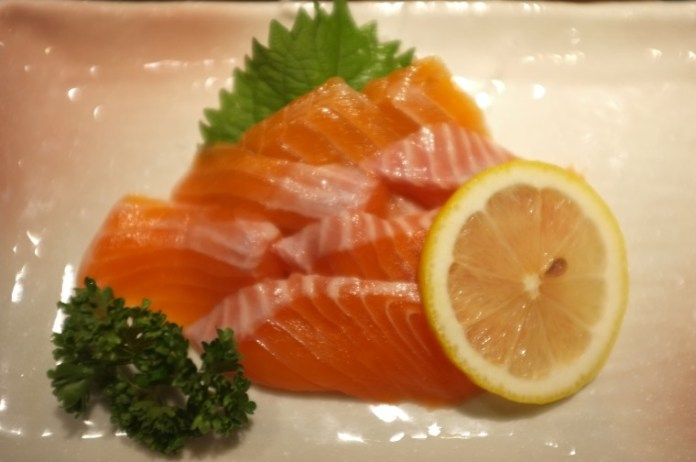 Shinshu salmon